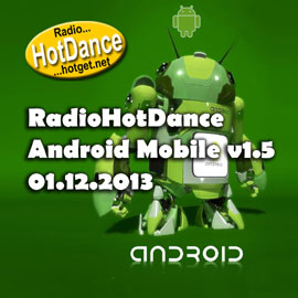 Radio Hot Dance Android Mobile v1.5