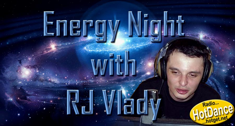 NRG Night with RJ Vlady